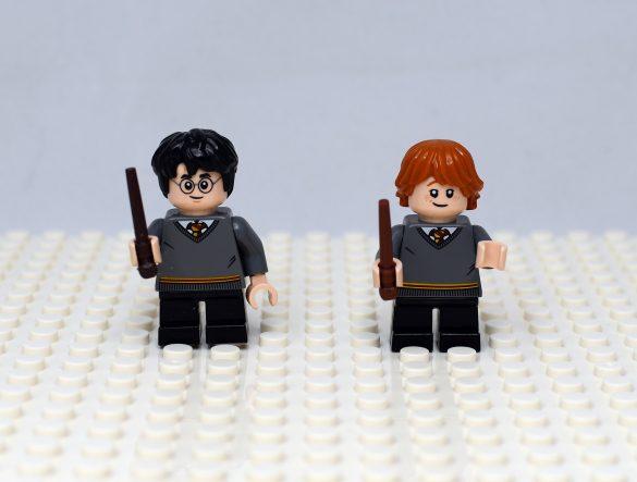 """""""Harry Potter und der Stein der Weisen"""" von J.K. Rowling und die Frage """"Welchen Wert hat Freundschaft?"""""""